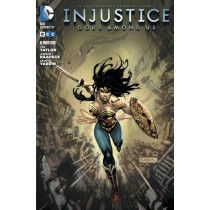INJUSTICE: GODS AMONG US Nº 3