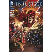 INJUSTICE: GODS AMONG US Nº 5