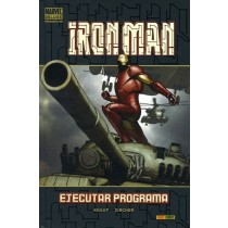 IRON MAN Nº 3: EJECUTAR PROGRAMA (MARVEL DELUXE)