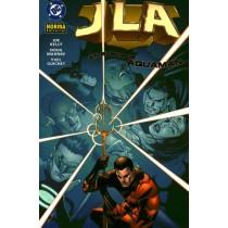 JLA: EN BUSCA DE AQUAMAN