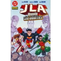 JLA: MUNDO SIN ADULTOS