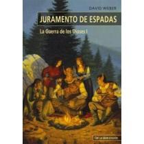 JURAMENTO DE ESPADAS: LA GUERRA DE LOS DIOSES I
