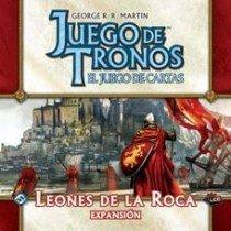 JUEGO DE TRONOS LCG: LEONES DE LA ROCA (EXPANSIÓN)