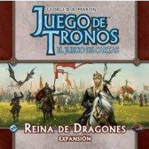JUEGO DE TRONOS LCG: REINA DE DRAGONES (EXPANSIÓN)
