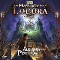 LAS MANSIONES DE LA LOCURA: ALQUIMIA PROHIBIDA (EXPANSIÓN)