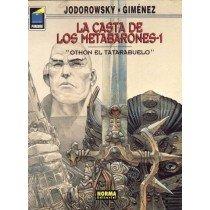 LA CASTA DE LOS METABARONES I: OTHON EL TATARABUELO