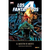 LOS 4 FANTÁSTICOS: EL MAESTRO DE MUERTE (MARVEL DELUXE)