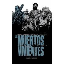 LOS MUERTOS VIVIENTES. INTEGRAL Nº 5