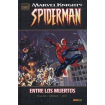MARVEL KNIGHTS SPIDERMAN Nº 1: ENTRE LOS MUERTOS (MARVEL DELUXE)