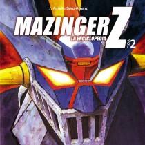 MAZINGER Z: LA ENCICLOPEDIA VOL II