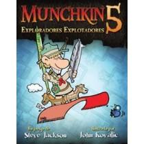 MUNCHKIN 5: EXPLORADORES EXPLOTADORES (EXPANSIÓN)