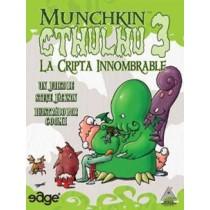 MUNCHKIN CTHULHU 3: LA CRIPTA INNOMBRABLE (EXPANSIÓN)