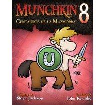 MUNCHKIN 8: CENTAUROS DE LA MAZMORRA (EXPANSIÓN)