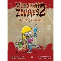 MUNCHKIN ZOMBIES 2: MUERTOS Y ENFADADOS (EXPANSIÓN)
