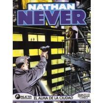 NATHAN NEVER Nº 7: EL ALMA DE LA CIUDAD