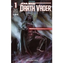 PACK STAR WARS: DARTH VADER NÚMS 1 A 10 (SERIE EN GRAPA)