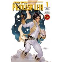 PACK STAR WARS: PRINCESA LEIA Nº 1, 2, 3, 4 Y 5 (SERIE COMPLETA EN GRAPA)