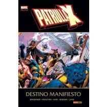 PATRULLA-X: DESTINO MANIFIESTO (MARVEL DELUXE)