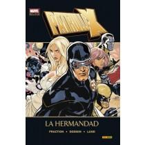 PATRULLA-X: LA HERMANDAD (MARVEL DELUXE)