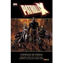 PATRULLA-X: COMPLEJO DE MESÍAS (MARVEL DELUXE)