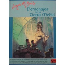 PERSONAJES DE LA TIERRA MEDIA de ANGUS MC. BRIDE