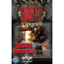 SPACE HULK: DEATH ANGEL – MARINES ESPACIALES  (EXPANSIÓN)