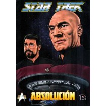 STAR TREK: ABSOLUCIÓN Nº 1