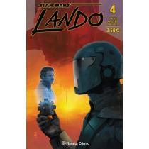 STAR WARS: LANDO Nº 4