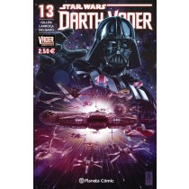 STAR WARS: DARTH VADER Nº 13 (VADER DERRIBADO 2 DE 6)