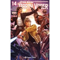 STAR WARS: DARTH VADER Nº 14 (VADER DERRIBADO 4 DE 6)