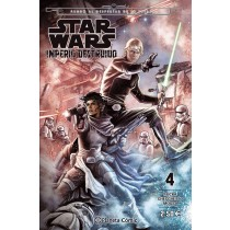 STAR WARS: IMPERIO DESTRUIDO Nº 4