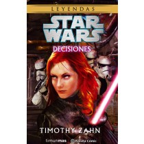STAR WARS DECISIONES (NOVELA)