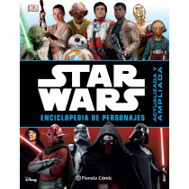 STAR WARS ENCICLOPEDIA DE PERSONAJES (NUEVA EDICIÓN)
