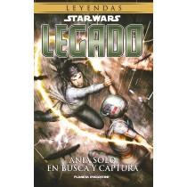 STAR WARS LEGADO Nº 14: ANIA SOLO EN BUSCA Y CAPTURA