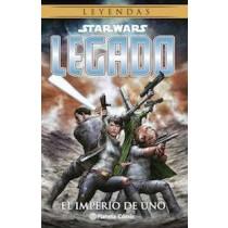 STAR WARS LEGADO Nº 15: EL IMPERO DE UNO