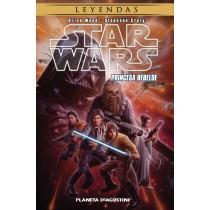 STAR WARS Nº 3: PRINCESA REBELDE