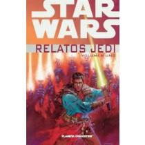 STAR WARS OMNIBUS: RELATOS JEDI Nº 1