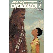 STAR WAR: CHEWBACCA Nº 2