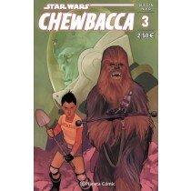 STAR WARS: CHEWBACCA Nº 3