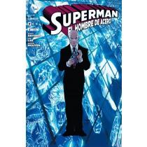 SUPERMAN. EL HOMBRE DE ACERO Nº 4