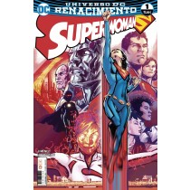 SUPERWOMAN Nº 1 (RENACIMIENTO)