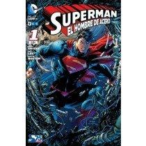 SUPERMAN. EL HOMBRE DE ACERO Nº 1