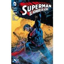 SUPERMAN. EL HOMBRE DE ACERO Nº 2