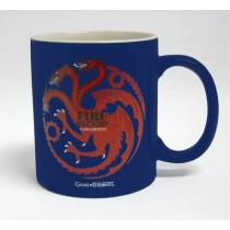 TAZA GAMES OF THRONES TARGARYEN