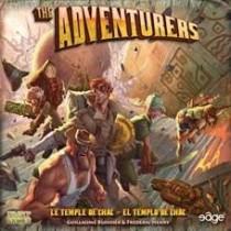 THE ADVENTURERS: EL TEMPLO DE CHAC