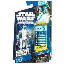 THE CLONE WARS CAPTAIN REX