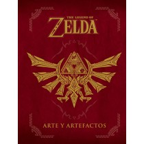 THE LEGEND OF ZELDA ARTE Y ARTEFACTOS