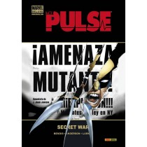 THE PULSE Nº 2: SECRET WAR (MARVEL DELUXE)
