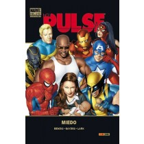THE PULSE Nº 3: MIEDO (MARVEL DELUXE)