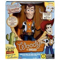 TOY STORY COLLECTION EDITIONS WOODY EL COMISARIO